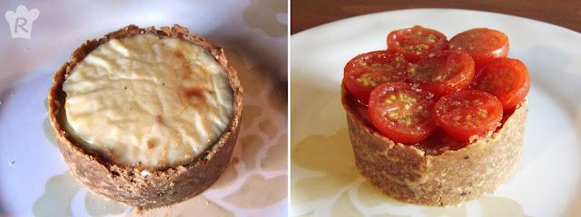 Cheesecake listo para servir