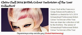 Claire Chell 2014 British Colour Technician of the Year Collection!