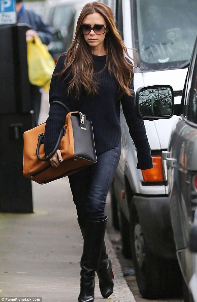 bagfetishperson: Victoria Beckham and Victoria Beckham bag Victoria Beckham