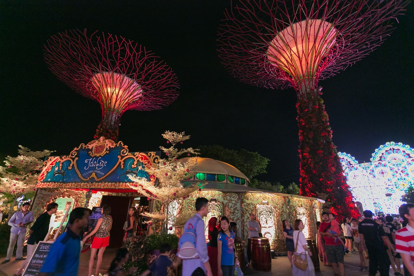 Garden By The Bay Event christmas wonderland @ gardensthe bay | welcome to super