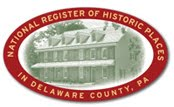 Historic Register Places in Delaware County