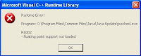 masalah runtime error, pesan runtime error, mengatasi masalah runtime error, runtime error, chyardi.blogspot.com, chyardi blog, blog chyardi, chyardi