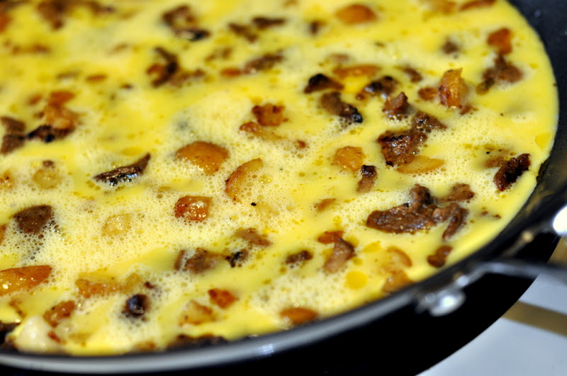 What are your favorite frittata (or omelette) ingredients?