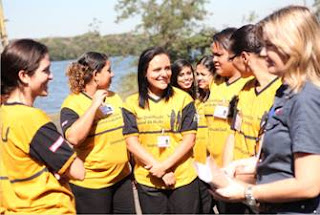 Usiminas inaugura Centro de Qualificação Profissional da Mulher