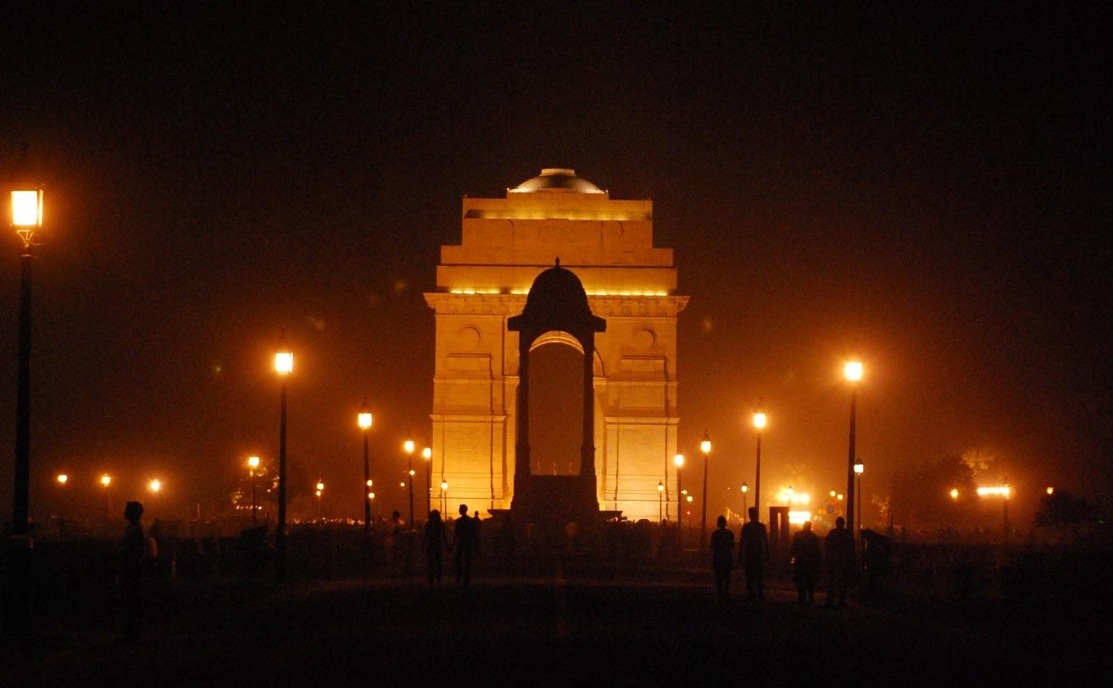 free download wallpaper hd : india gate delhi high resolution full