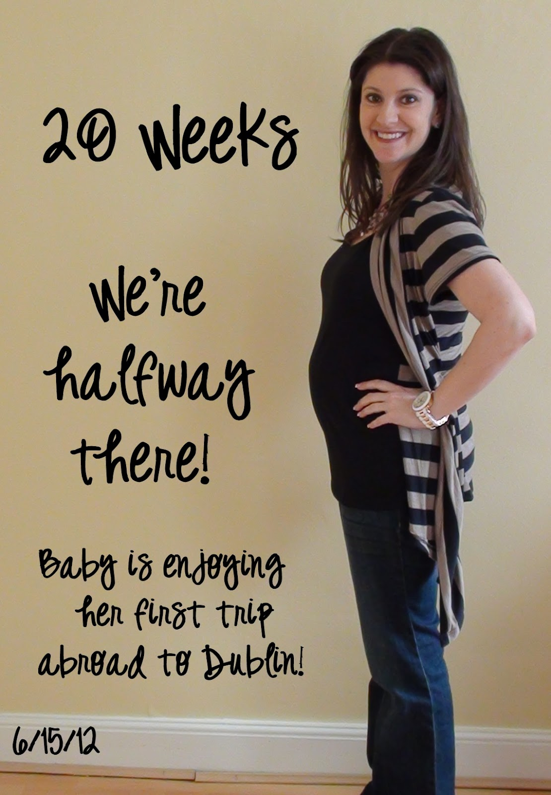 The Angioni Family: 30 Week Update, Starting the Nursery and 3D ...