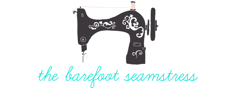 The Barefoot Seamstress