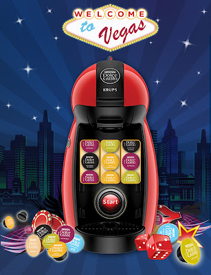 NESCAF&#174; Dolce Gusto&#174; Vegas