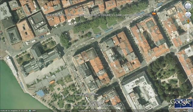 RAFAEL GARRIDO GIL ETA, San Sebastián, Donostia, Guipúzcoa, Gipuzkoa, España, 25/10/86