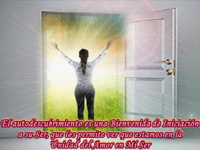 Cada revelación interior está relacionada con tu autodescubrimiento y tu ingreso a un nuevo mundo.