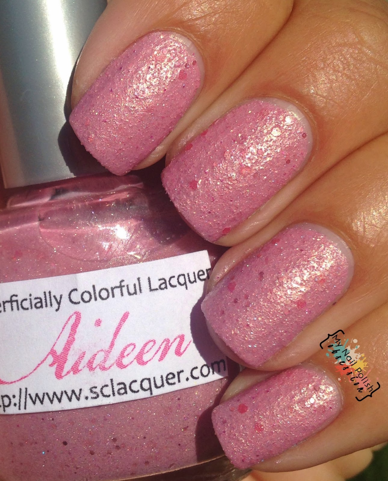 Superficially Colorful Lacquers Aideen