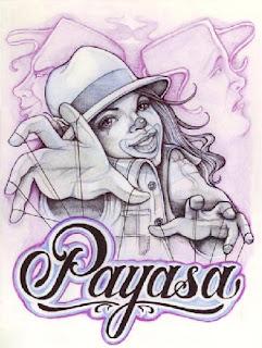 Dibujos Cholos