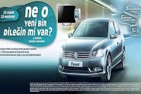Neomarin-AVM-Volkswagen-Passat-Çekiliş-Kampanyası