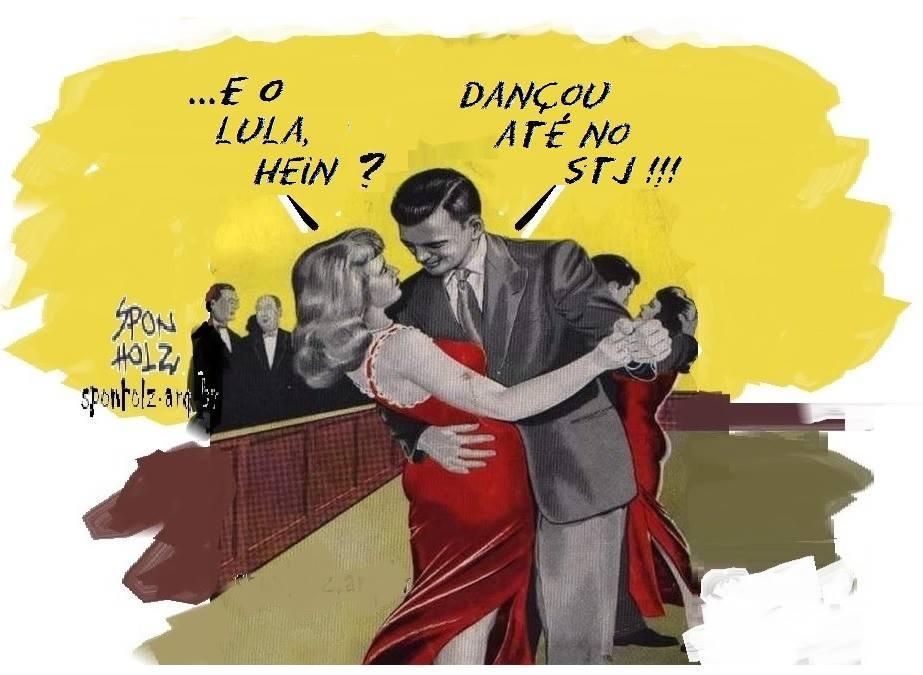 Dançou!