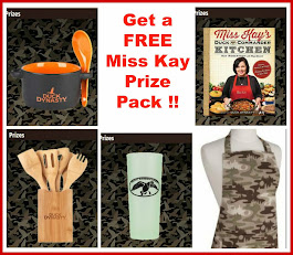 Get a FREE- Miss Kay Prize Pack ( December)- Click Photo Below!