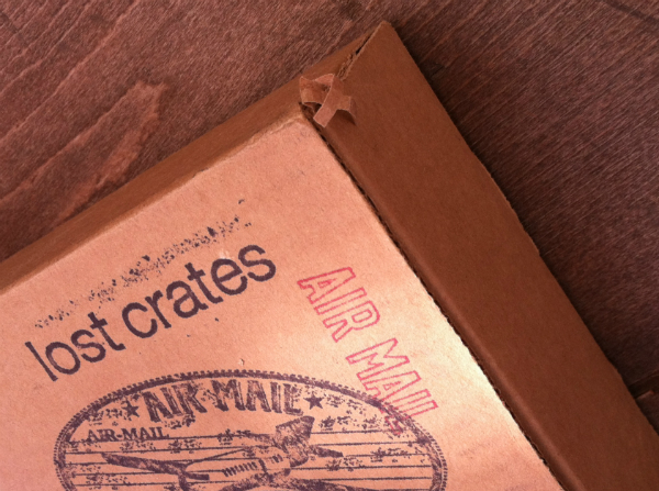 Joy The Baker for Lost Crates - October 2012 Review - Monthly Food Subscription Boxes