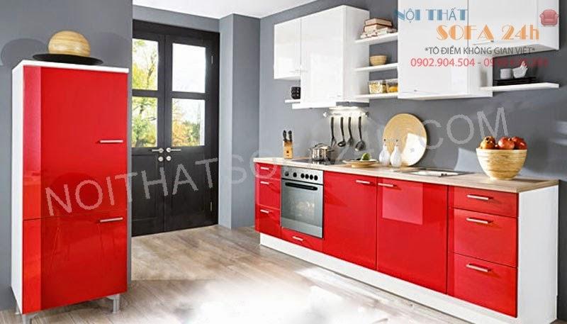 Tủ bếp TB086