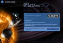 El Sistema Solar en 3d Eyes On The Solar Systems