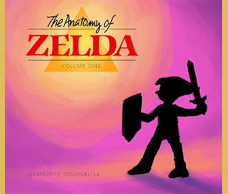 the anatomy of zelda book cover Books   The Anatomy of Zelda   Volume 1 Now Available