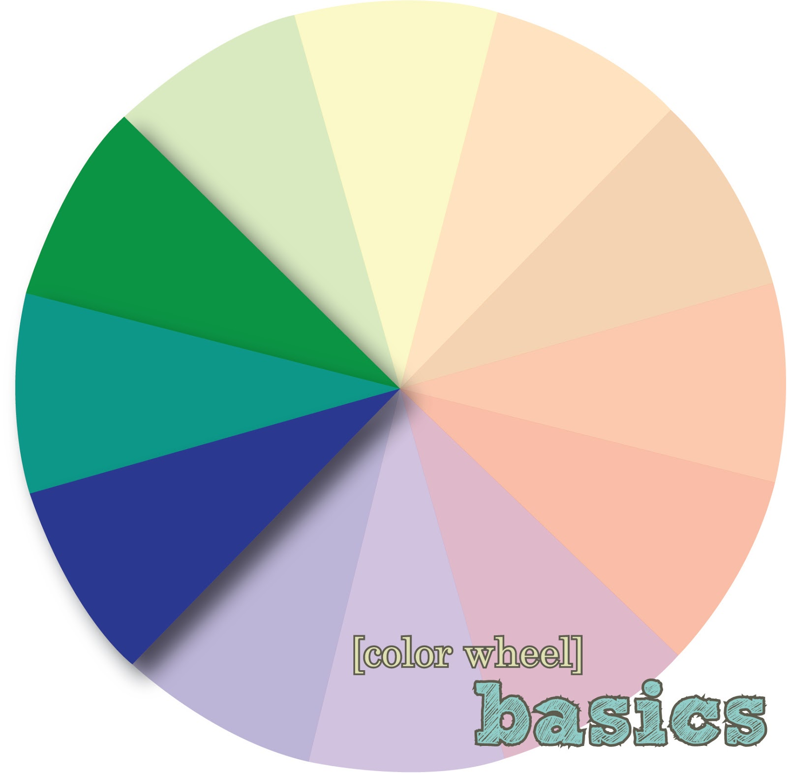 the copper coconut color wheel basics schemes and dimensions