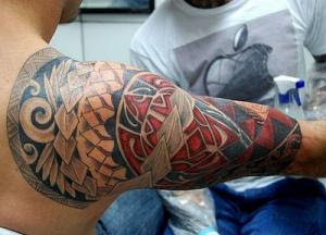 african tattoo designs african tattoos african tattoo Polynesian Tattoo Tattoo at arm for men tattoo Shoulder designs