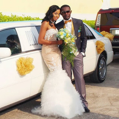 AY Comedian & Wife Celebrate 7th Wedding Anniversary