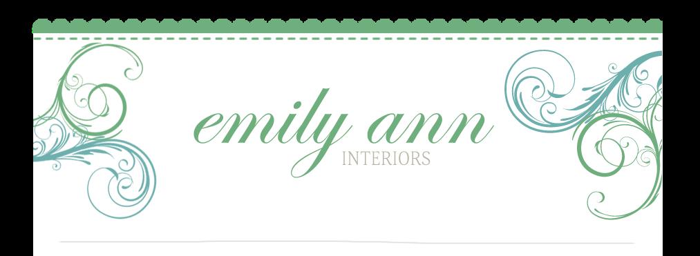 Emily Ann Interiors