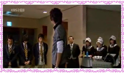 Lee Min-Ho Koo Jun-Pyo Boys over Flowers