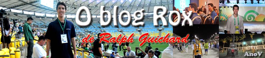 O blog Rox