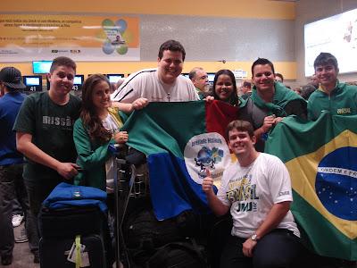 Mensagem à Juventude Missionária no Brasil