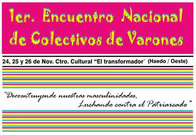 Afiche del 1er. ENCV (Argentina)