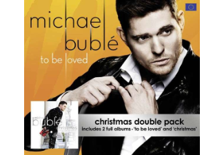 michael buble dubbelcd to be loved christmas album