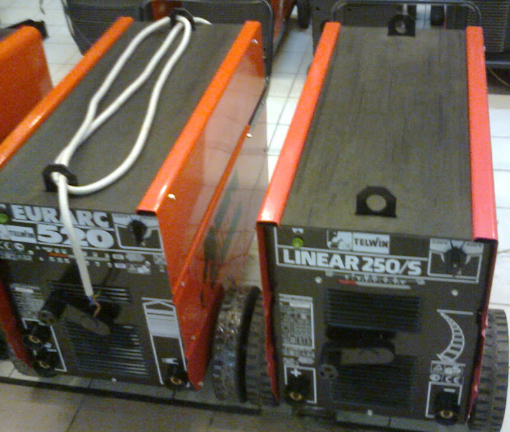 Mesin las linear 250/ 520
