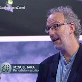 MIGUEL JARA - Escritor y Periodista