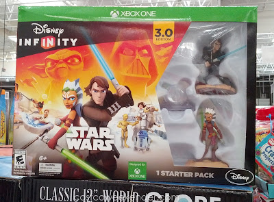 Disney Infinity 3.0 Star Wars Starter Pack – Put your imagination to play