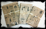 Variety of Vintage Ad Bags!