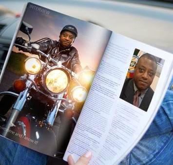 Reportagem em Revista de Circulação Nacional