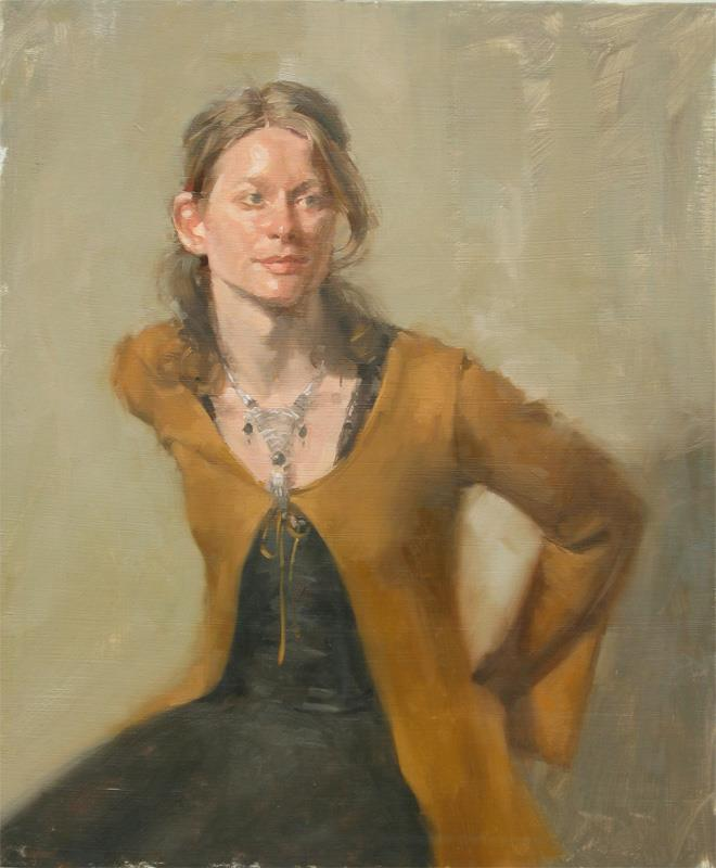 Aaron Coberly 1971 | Figurative Impressionist painter