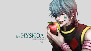 Hisoka Apple Hunter X Hunter 2011 Anime HD Wallpaper Desktop PC Background 1865