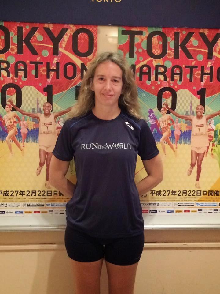 Maratón Tokyo 2015