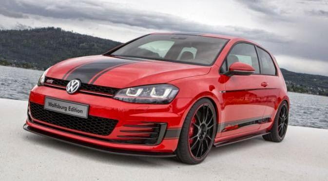 Modifikasi Mobil Volkswagen VW Wolfsburg