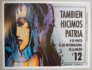 Sello coreo_Repubica Oriental del Uruguay