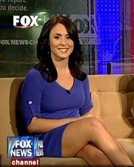 RED HOT Conservative Chicks: Fox News' Andrea Tantaros!
