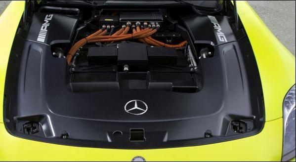 Mercedes Benz SLS : 2016 Specs and Release Date