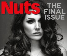 Gatas QB - The Final Issue | Lucy Pinder | Nuts Magazine | 2 Maio 2014