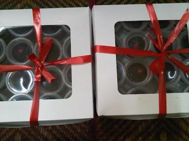 door gift choc moistcuppy