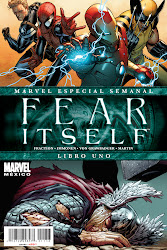 Fear Itself • Libro Uno