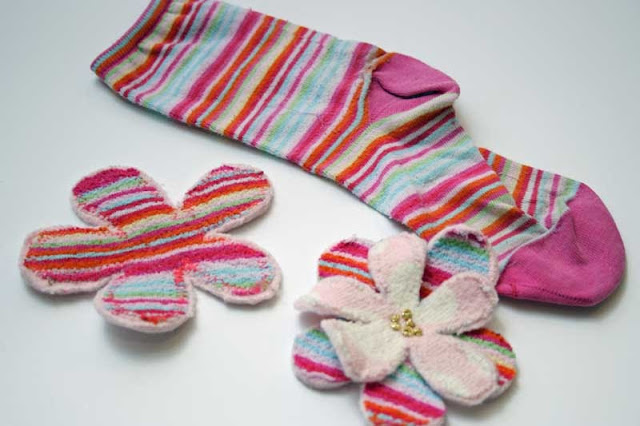 Come riciclare un calzino How to recycle a sock