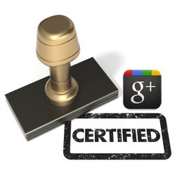 Google+ Certification