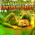 Games4King Fantasy Forest Escape